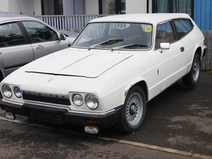 Reliant Scimitar GTE Manual + Overdrive