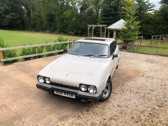 1976 Good Condition, Reliant Scimitar SE6a GTE  SOLD (picture 1 of 6)