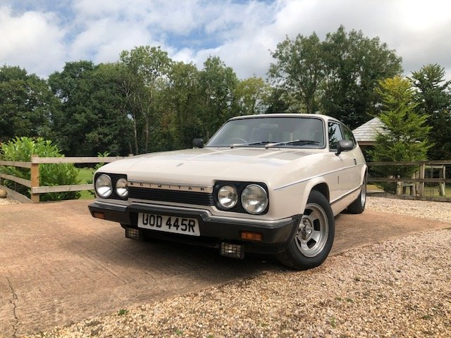 1976 Good Condition, Reliant Scimitar SE6a GTE  SOLD (picture 2 of 6)