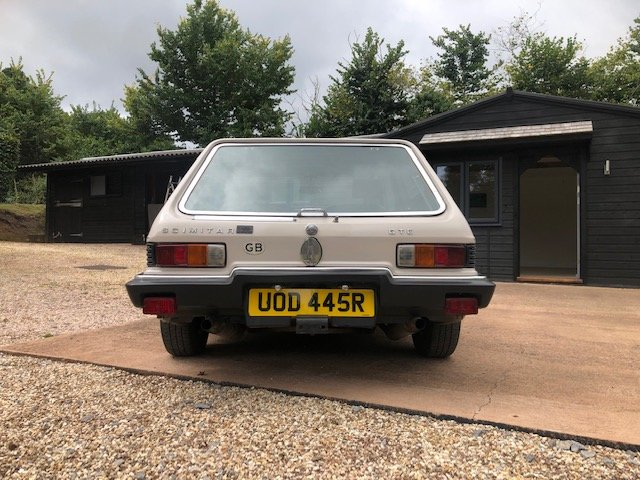 1976 Good Condition, Reliant Scimitar SE6a GTE  SOLD (picture 5 of 6)