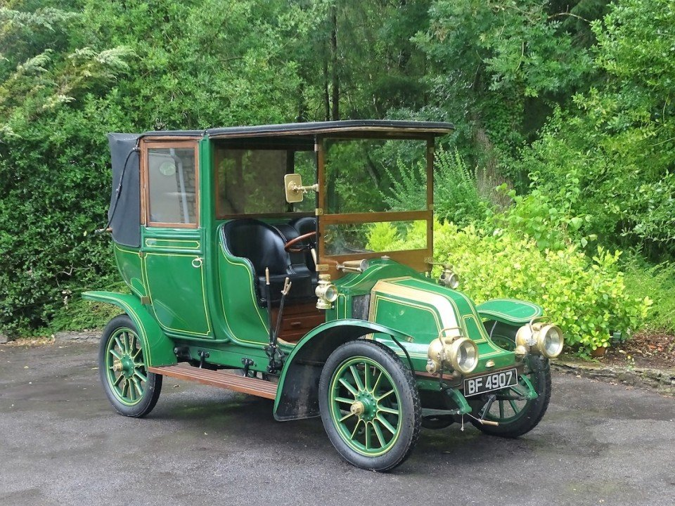 1909  Renault Type AZ Edwardian.  For Sale (picture 1 of 3)