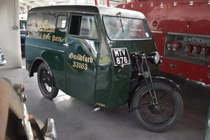 Picture of Lot 216 - A 1949 Reliant 6 cwt light commercial - 27/08/20 SOLD by Auction