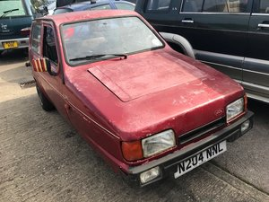 Picture of Lot 269 - 1996 Reliant Robin - 27/08/2020 SOLD by Auction