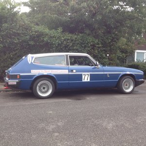Scimitar Cheap road legal race saloon