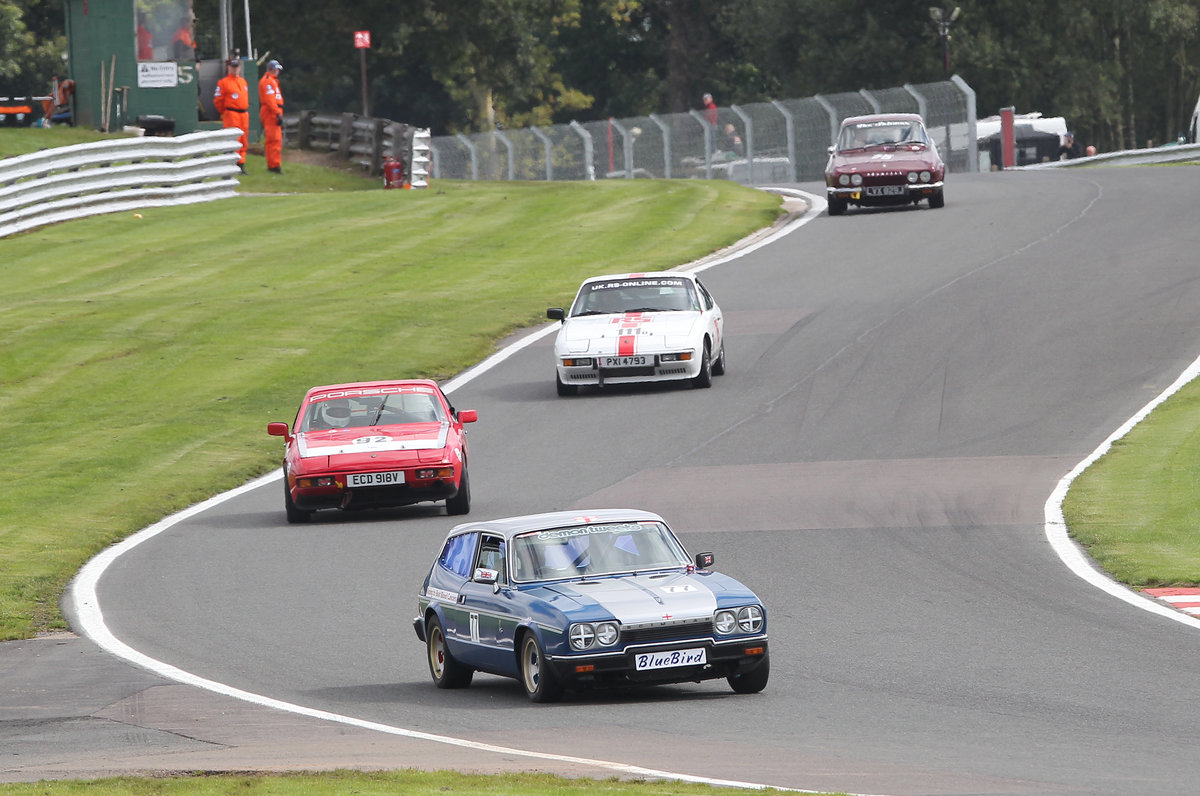 1979 Scimitar Cheap road legal race saloon For Sale (picture 2 of 2)