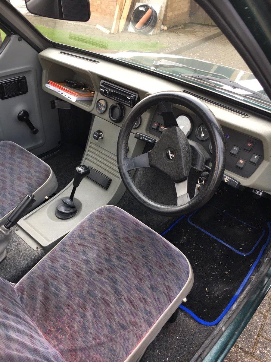 1999 Reliant Robin SLX 848cc MK3 For Sale (picture 4 of 6)