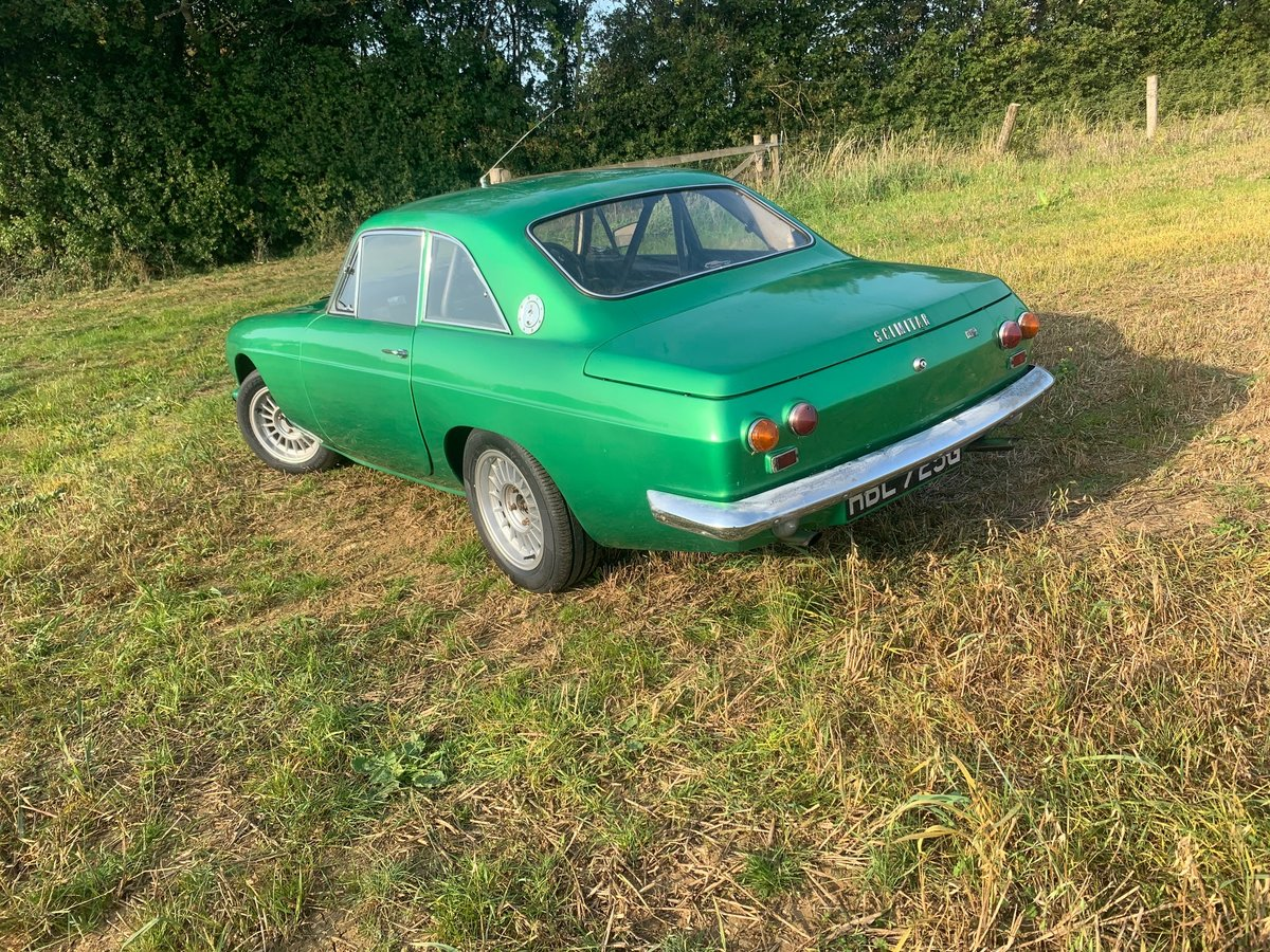 1968 Reliant Scimitar GT Coupe For Sale (picture 3 of 5)