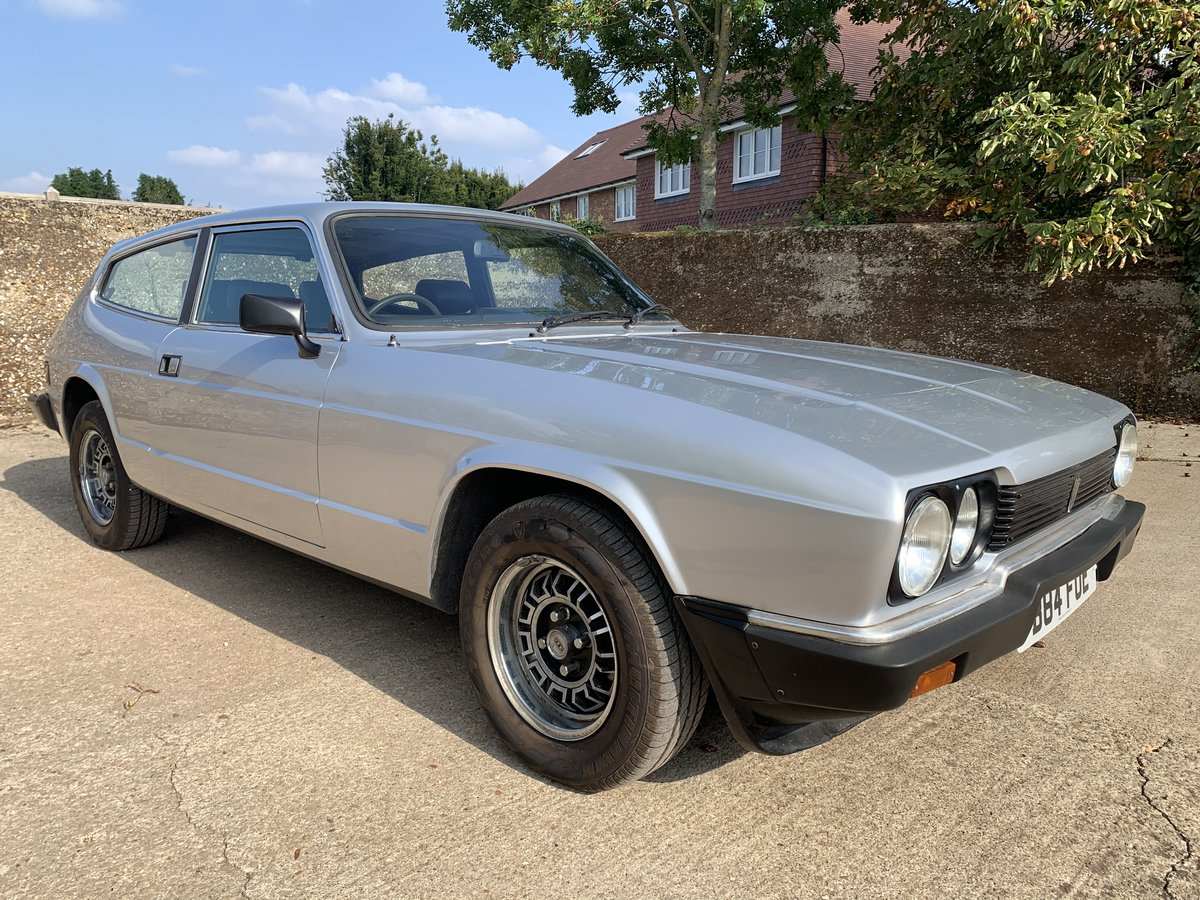 lovely 1985 Scimitar GTE SE6b automatic For Sale (picture 2 of 6)