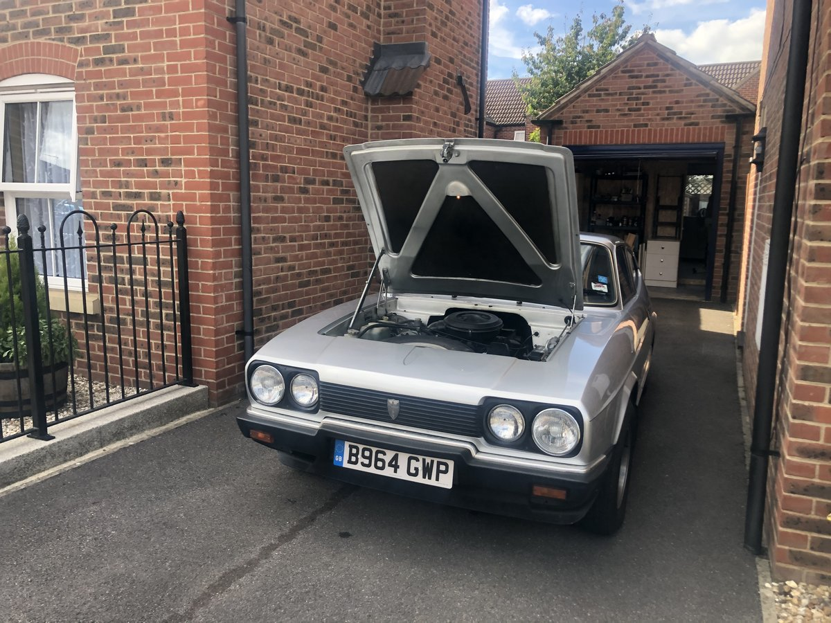 1984 Scimitar Manual with overdrive For Sale (picture 1 of 5)