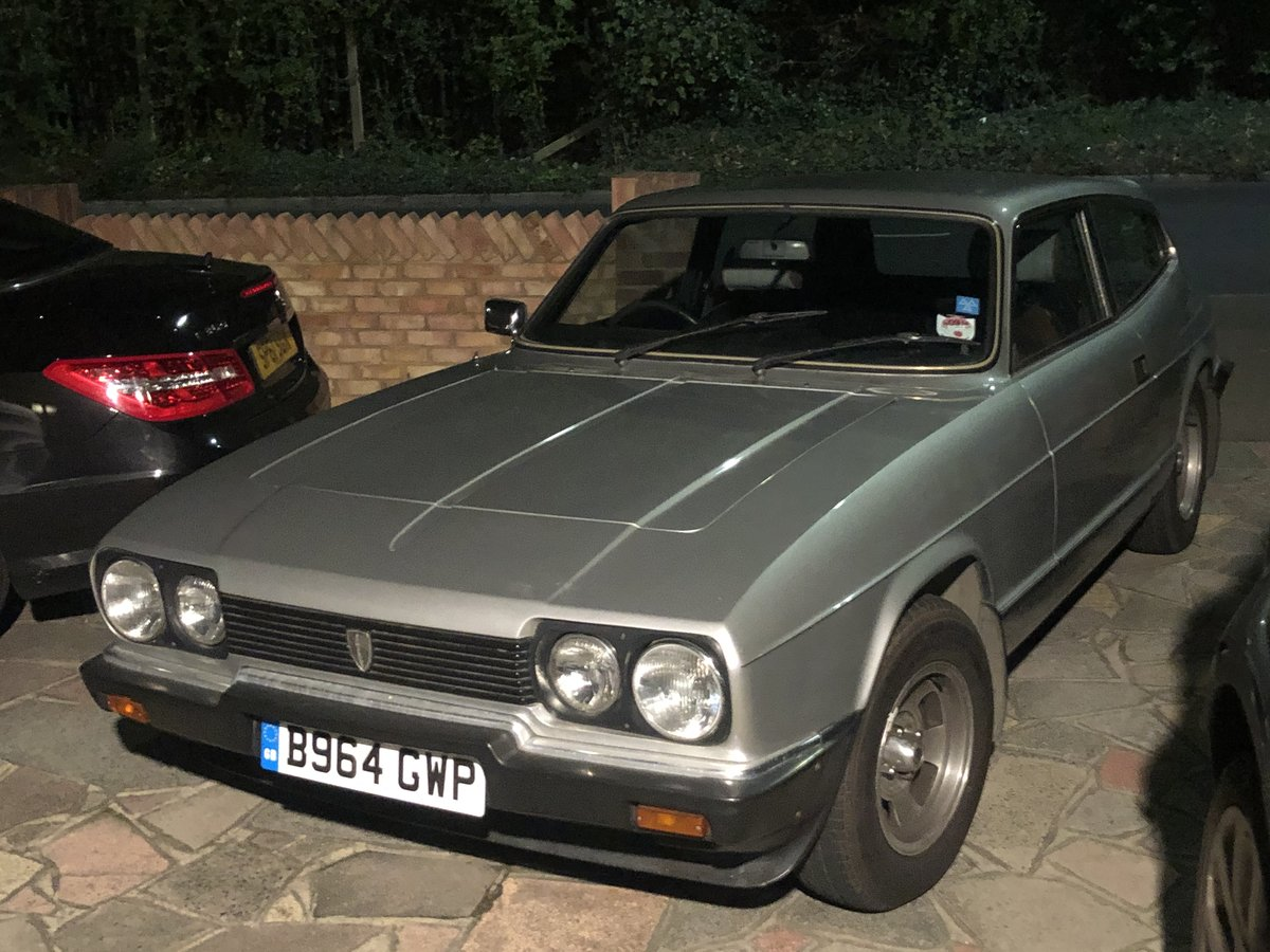 1984 Scimitar Manual with overdrive For Sale (picture 2 of 5)
