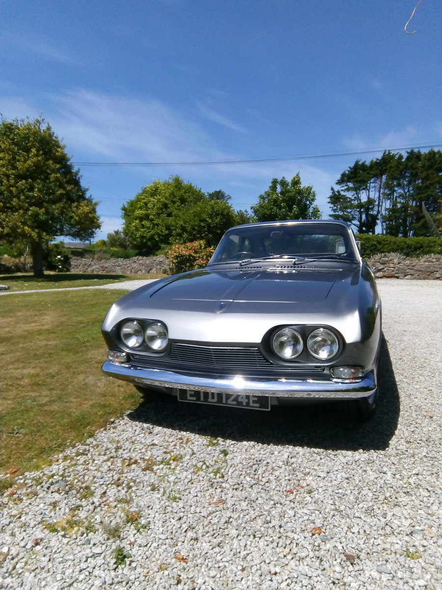 1967 Reliant Scimitar For Sale (picture 2 of 6)