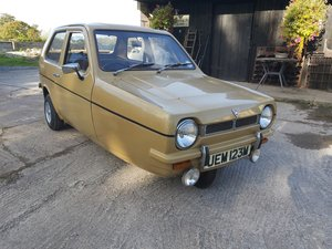 Picture of 1974 Reliant Super Robin early and rare