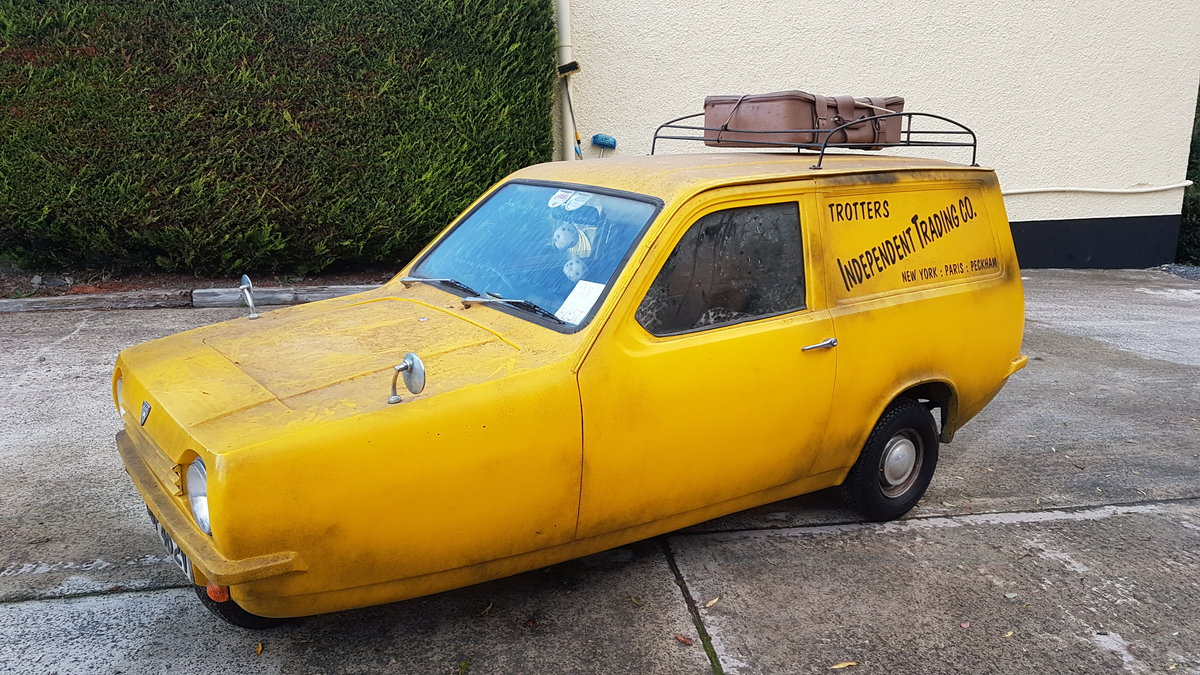 1979 Reliant Robin Van For Sale (picture 1 of 6)