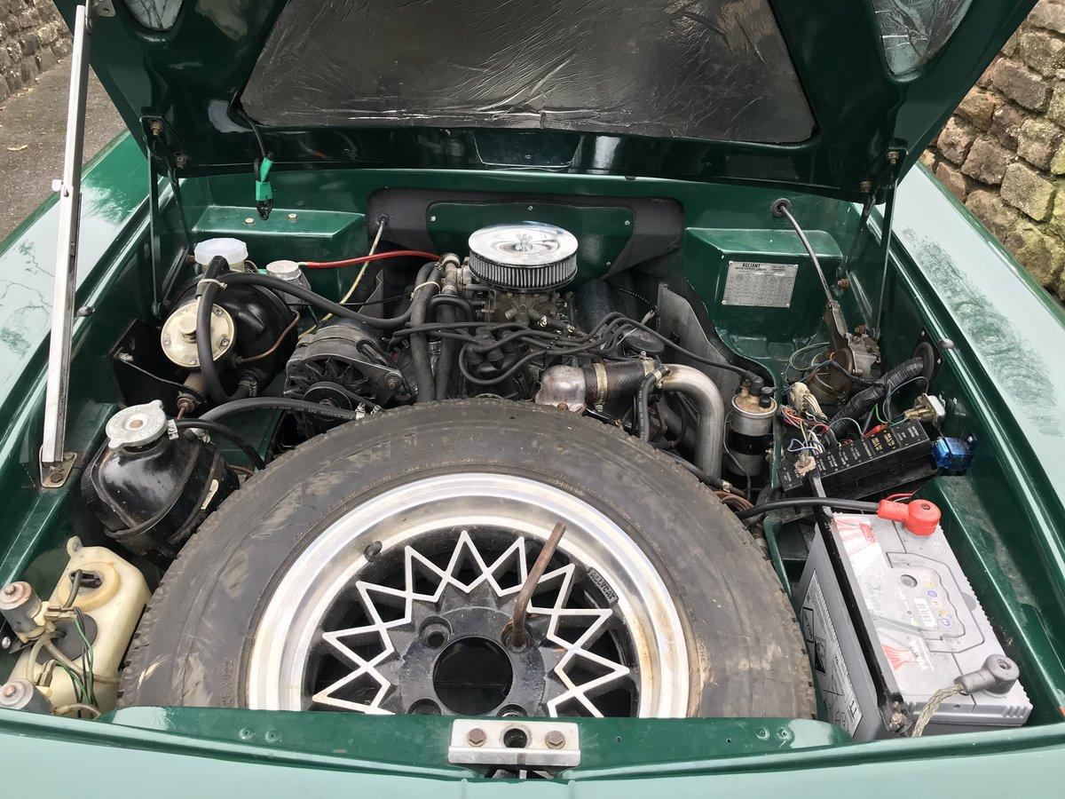 1975 Reliant Scimitar GTE SE5a SOLD (picture 5 of 6)