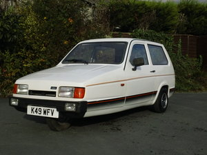 Picture of 1993 Reliant Robin LX