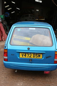 Reliant Robin MK3 SLX B1 hatchback low miles