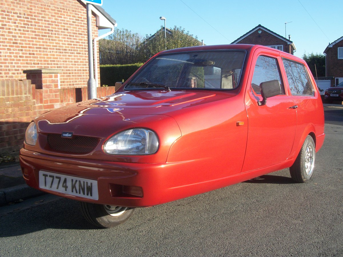 1999 Reliant Robin SLX For Sale (picture 1 of 6)