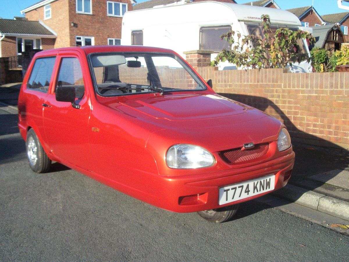 1999 Reliant Robin SLX For Sale (picture 2 of 6)