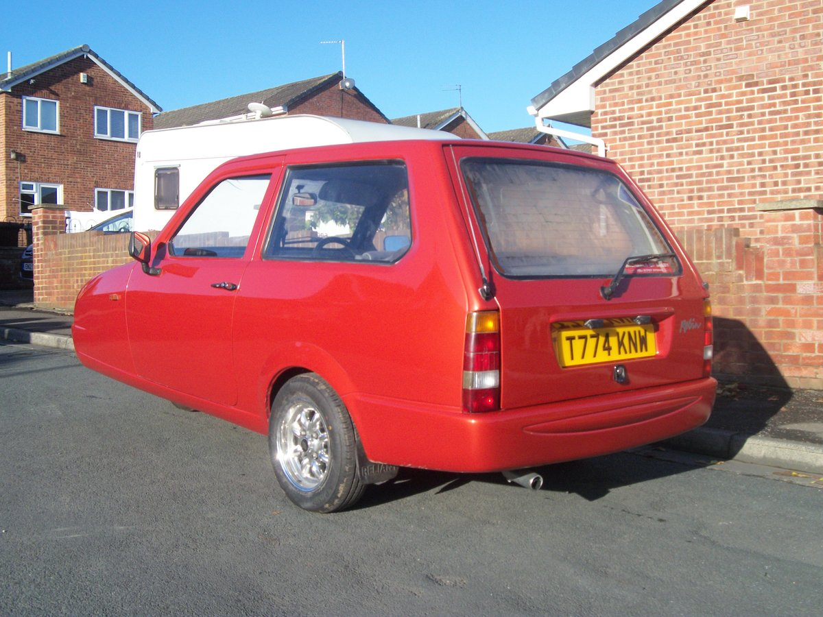 1999 Reliant Robin SLX For Sale (picture 3 of 6)