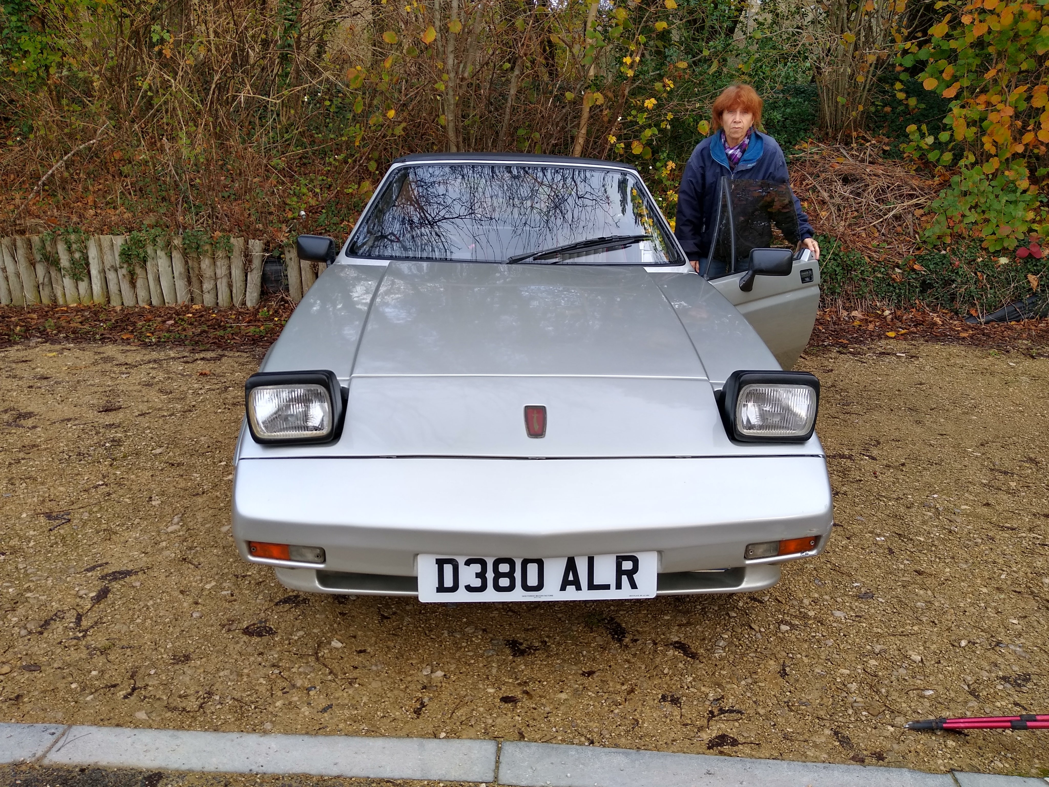 Picture of 1986 Scimitar SSI (Small Sports) 1800 turbo