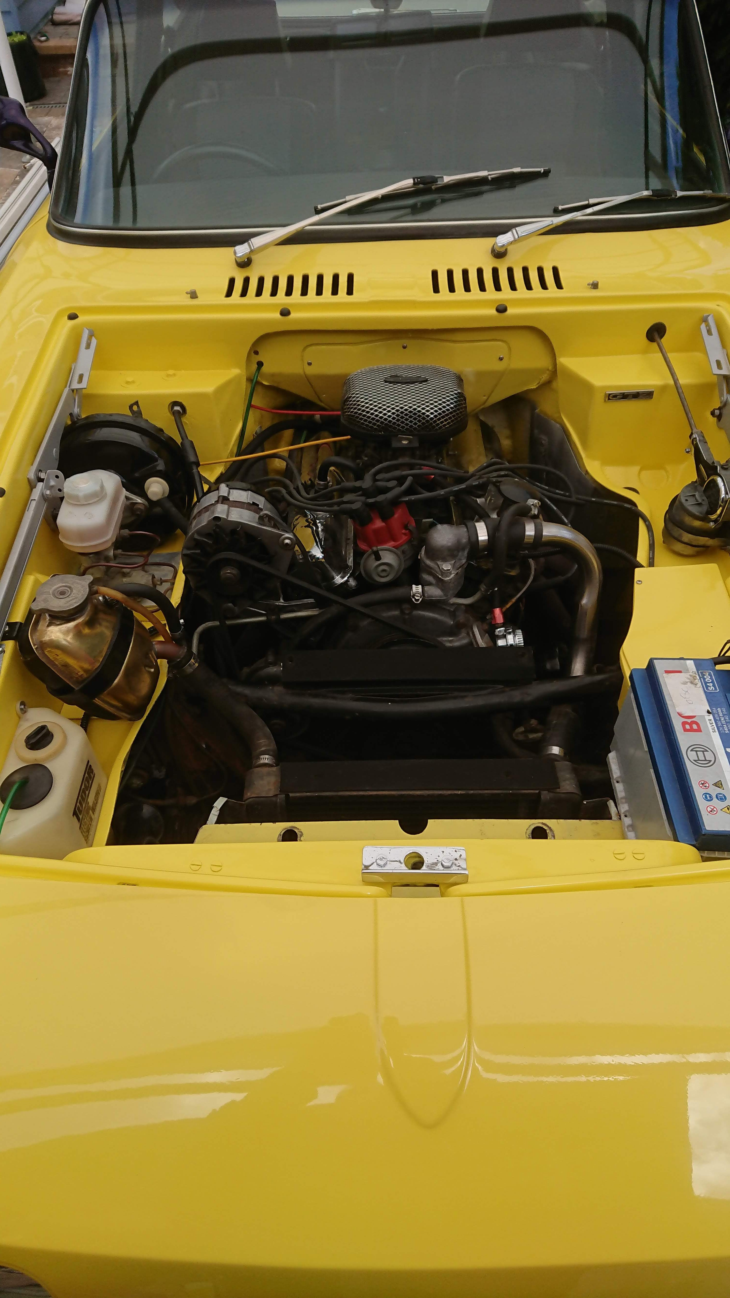 1975 Reliant Scimitar se 5 a For Sale (picture 6 of 6)