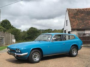 Reliant Scimitar SE5a, SOLD