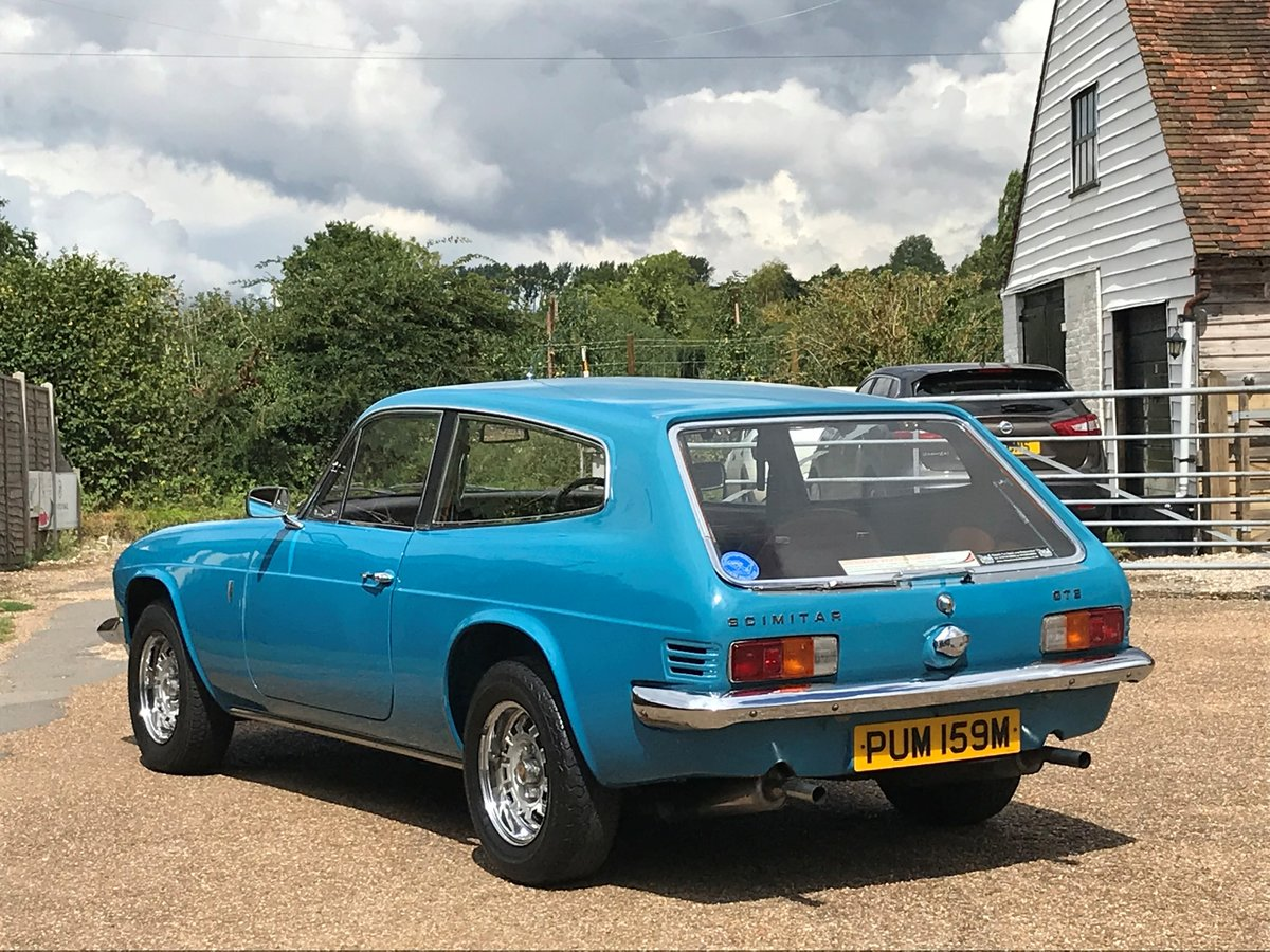 1973 Reliant Scimitar SE5a, SOLD, more wanted For Sale (picture 2 of 6)