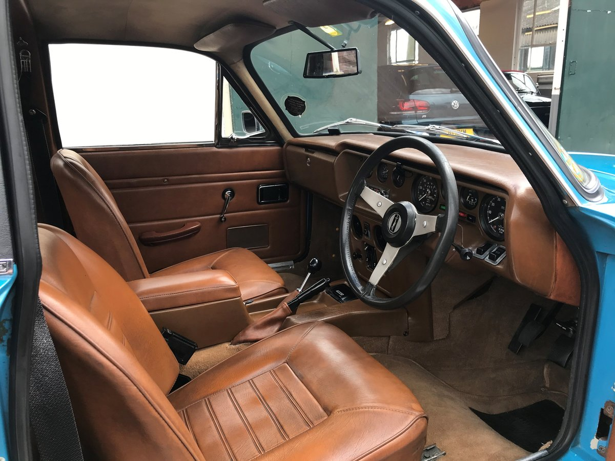 1973 Reliant Scimitar SE5a, SOLD, more wanted For Sale (picture 3 of 6)