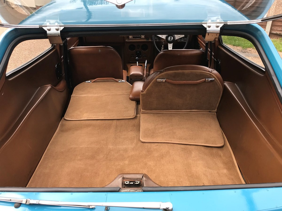 1973 Reliant Scimitar SE5a, SOLD, more wanted For Sale (picture 5 of 6)