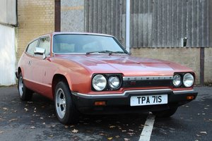 Reliant Scimitar GTE Auto 1977 - To be auctioned 26-03-21