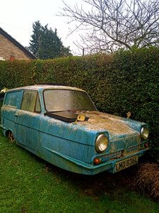 Reliant Regal van saloon estate Delboy Trotter Supervan proj