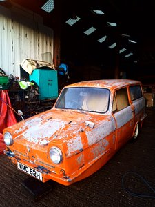 Picture of 1971 Reliant Regal Supervan three Trotter project SOLD
