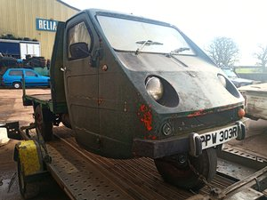 Picture of 1977 Reliant Ant BTB Melford HD pickup barnfind commercial TW9 SOLD