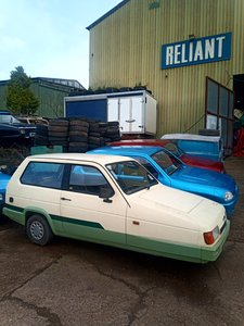 Picture of 1993 Reliant Robin   MK2 Le93  B1 hatchback SOLD