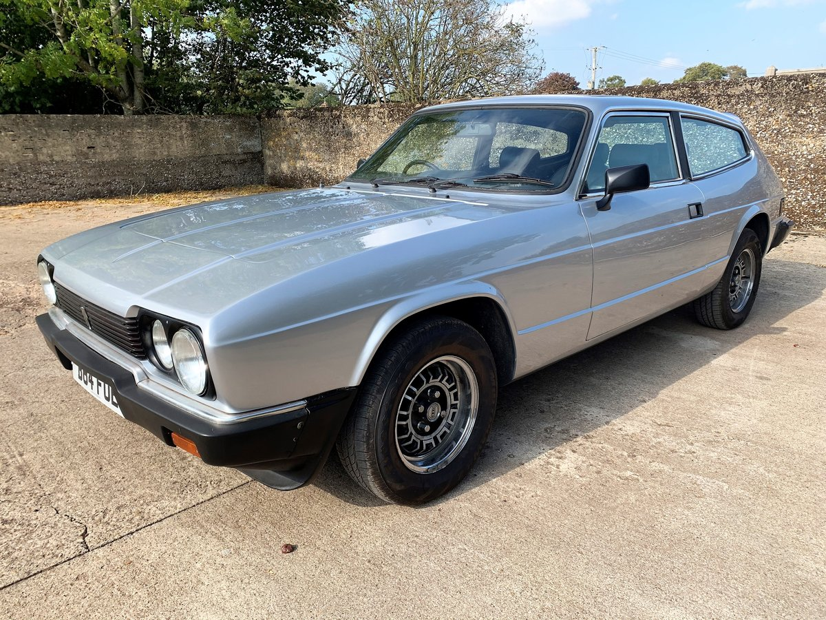 lovely 1985 Scimitar GTE SE6b automatic SOLD (picture 2 of 12)