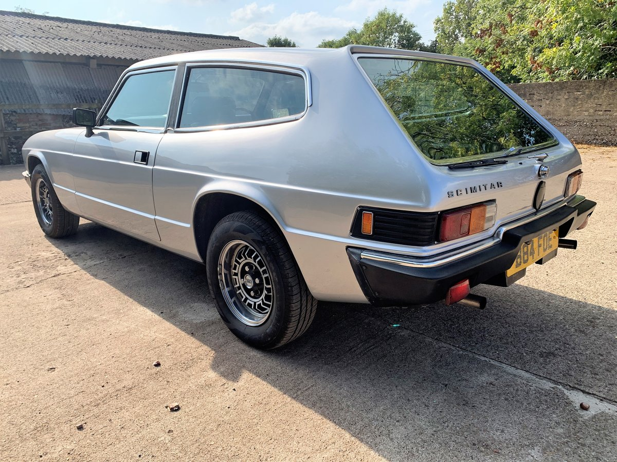 lovely 1985 Scimitar GTE SE6b automatic SOLD (picture 3 of 12)
