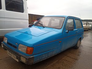 Reliant Robin mk2 Robin low miles three wheeler