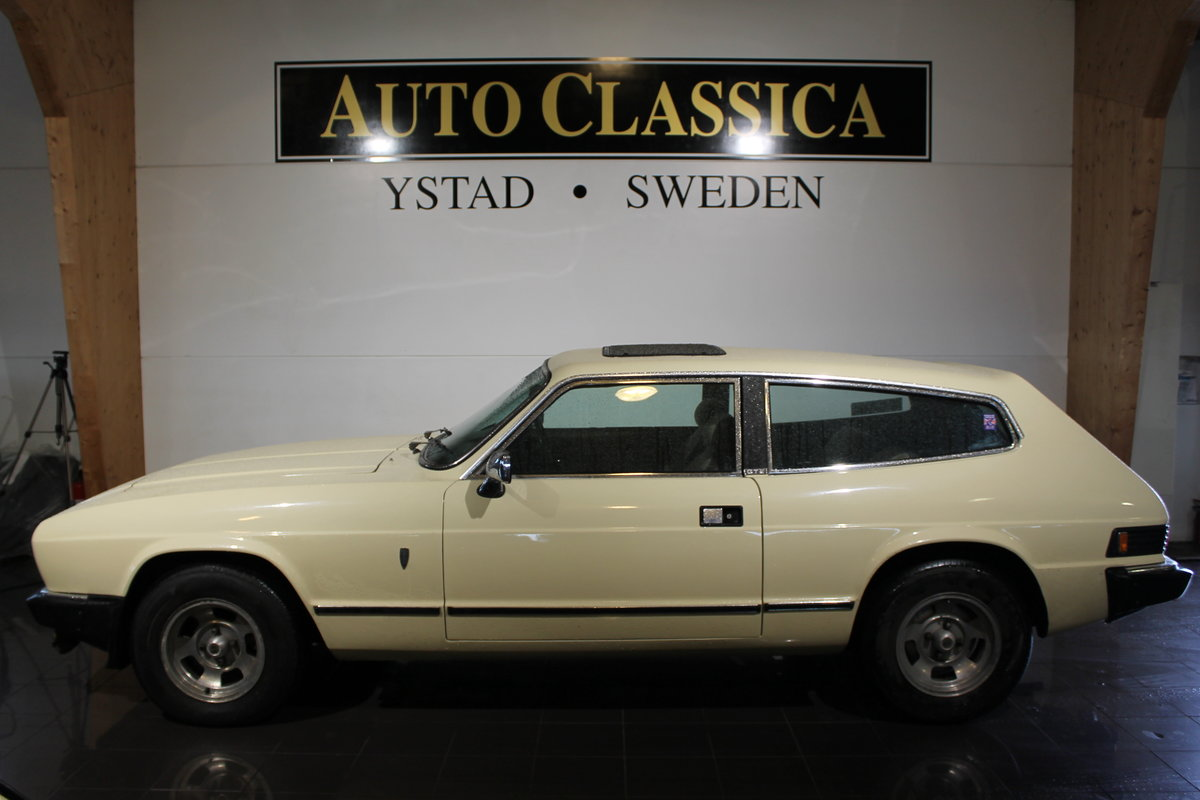 1981 Reliant Scimitar GTE For Sale (picture 1 of 7)