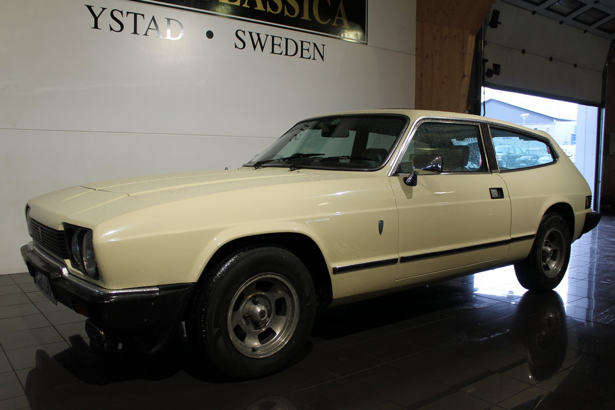 1981 Reliant Scimitar GTE For Sale (picture 2 of 7)