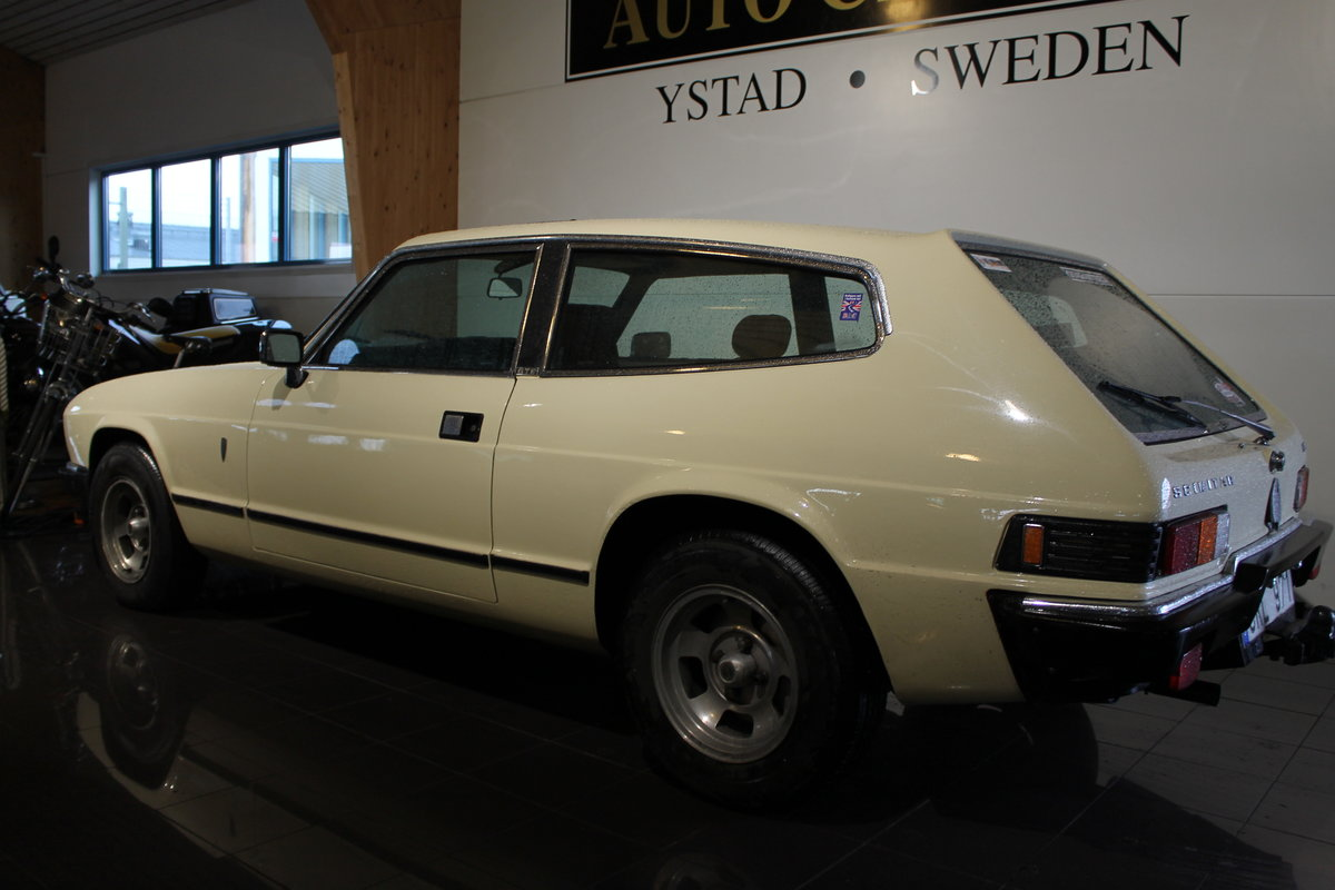 1981 Reliant Scimitar GTE For Sale (picture 3 of 7)