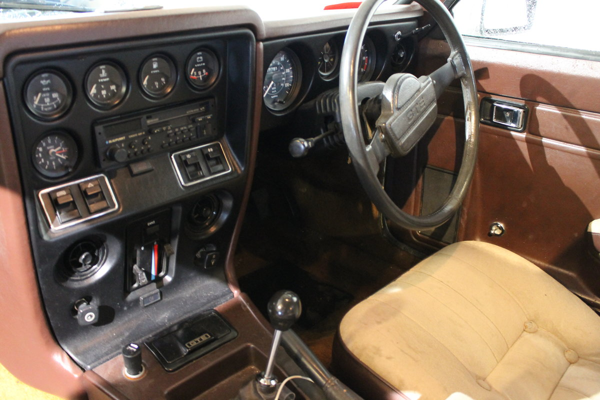 1981 Reliant Scimitar GTE For Sale (picture 4 of 7)