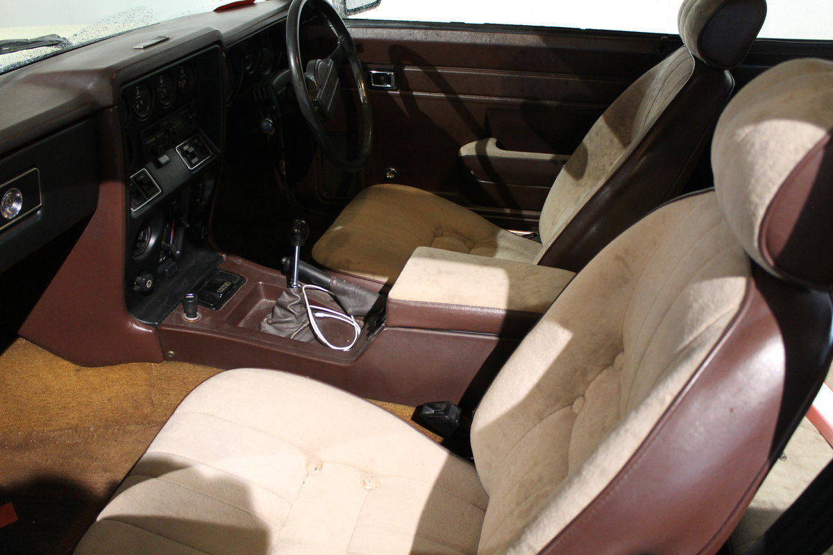 1981 Reliant Scimitar GTE For Sale (picture 5 of 7)