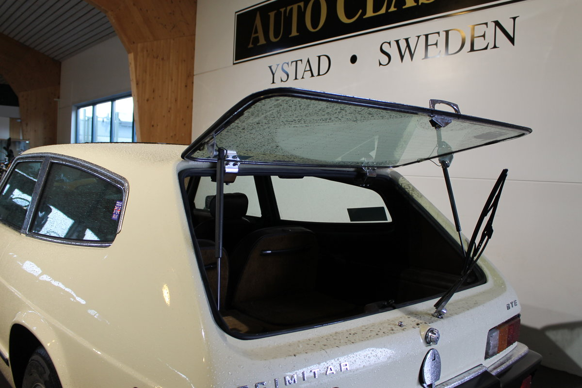 1981 Reliant Scimitar GTE For Sale (picture 7 of 7)