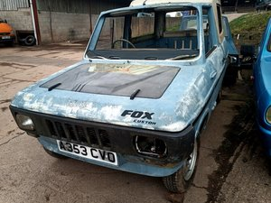 Picture of 1984 Reliant Fox  project rolling chassis For Sale