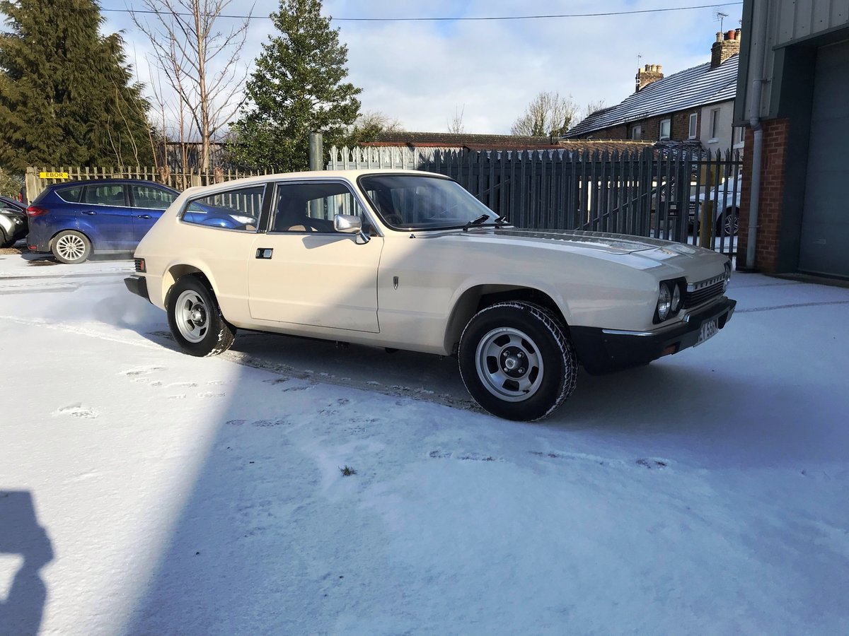 1979 Reliant ScimitarSE6A Manual O/D For Sale (picture 5 of 13)