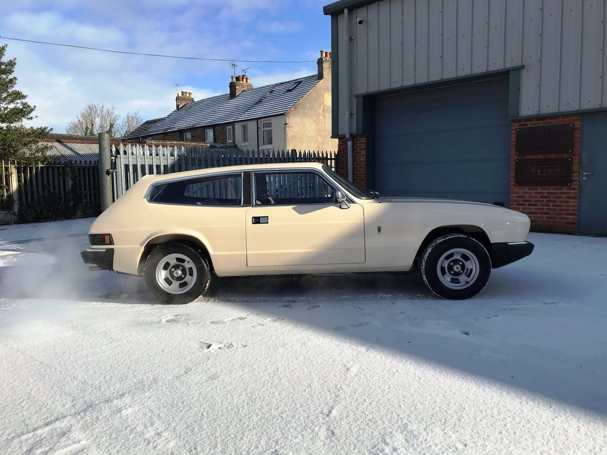 1979 Reliant ScimitarSE6A Manual O/D For Sale (picture 6 of 13)