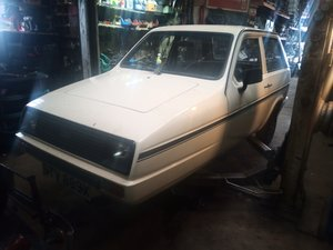 Picture of 1982 Reliant Rialto saloon  nearly taxd MOT exempt threewheeler For Sale