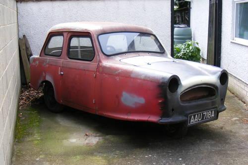 1961 Reliant Regal mk6 restoration project For Sale | Car