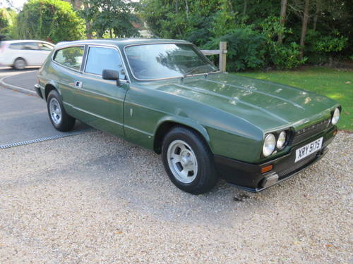 1978 Reliant Scimitar Gte (Credit Cards Accepted) SOLD (picture 1 of 5)