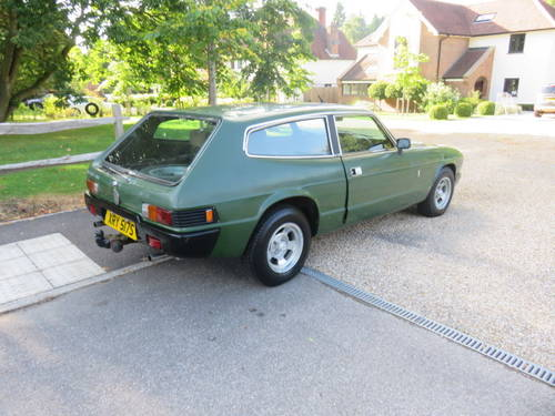 1978 Reliant Scimitar Gte (Credit Cards Accepted) SOLD (picture 3 of 5)